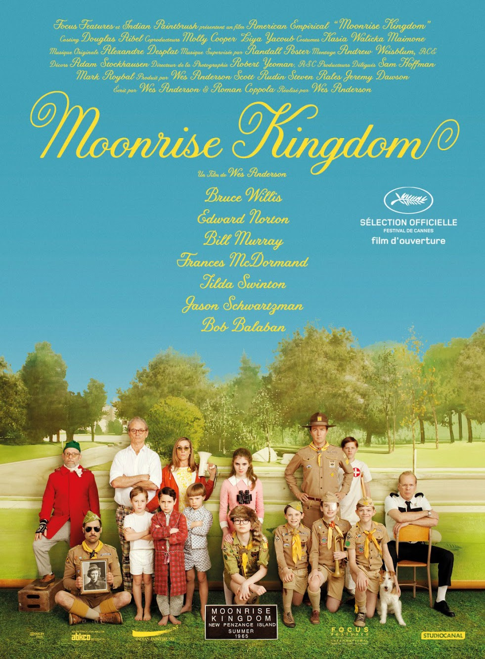 Movie Review: Moonrise Kingdom (2012)