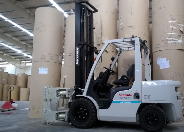 Xe nâng diesel 3 tấn