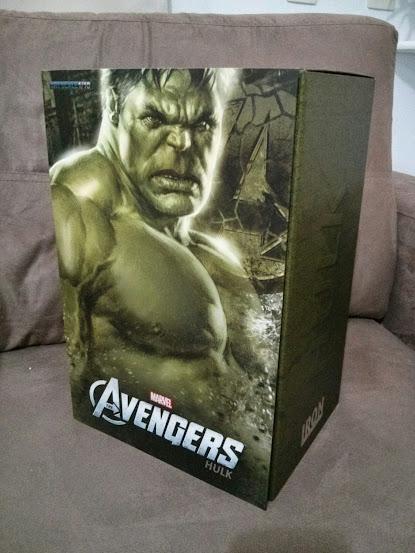[Iron Studios] The Avengers: Hulk Statue 1/10 scale - Página 12 IMG_20140514_185537
