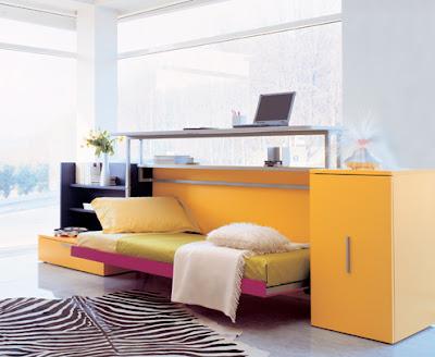 diseño de camas juveniles