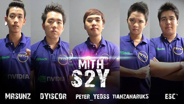 MiTH.s2y tham gia DreamHack Winter 2013 2
