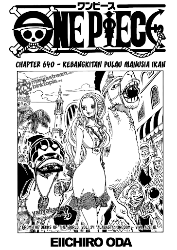 01%252520 %252520yahyabaguy One Piece 640   Kebangkitan Pulau Manusia Ikan