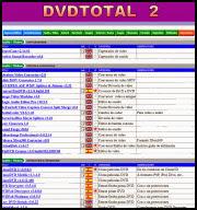 Menú DVDTotal 2