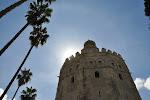 Séville: la Torre del Oro