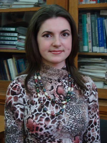 Цевух Юлія Олександрівна - асистент кафедри світового господарства і міжнародних економічних відносин