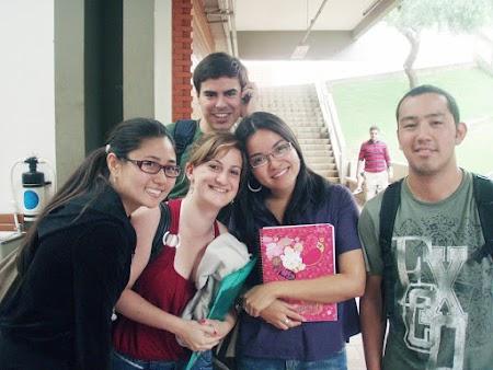 Emily, Clis, Rapha, Crisela & Tommy