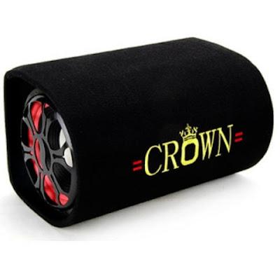 Loa nghe nhạc Crown 10 Đế, 8 Đế, 6 Đế, 5 Đế, 4Đế