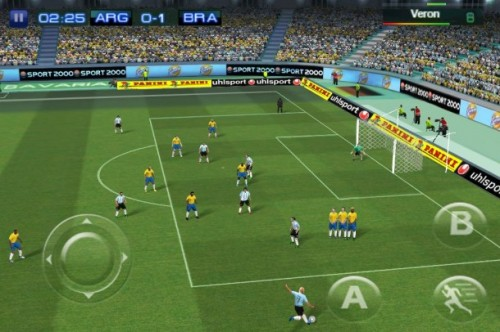 Download Real Football 2011 HD apk GRATIS