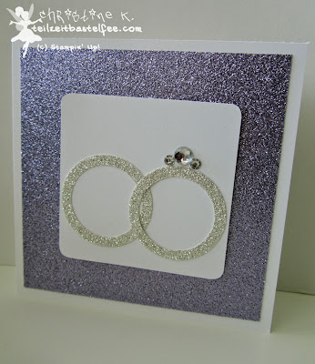 stampin up, wedding hochzeit, ringe, rings