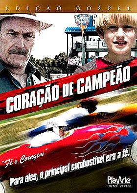Filme Poster Coração de Campeão DVDRip XviD Dual Audio & RMVB Dublado
