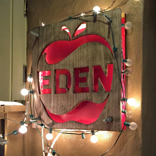 Out of the Kitchen: Eden