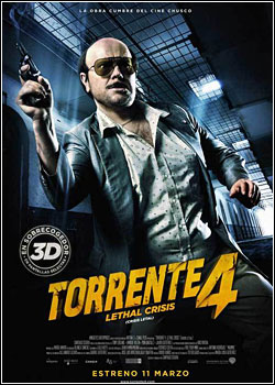 Torrente 4 BRRip AVi (2011)