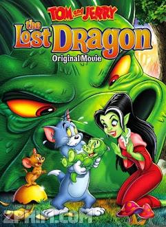 Tom Và Jerry: Chú Rồng Mất Tích - Tom and Jerry: The Lost Dragon (2014) Poster