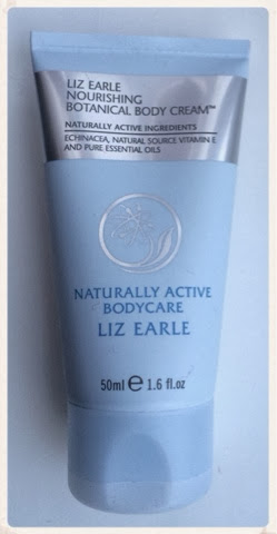 Liz Earle Body Cream