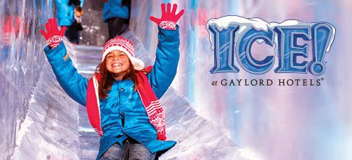 ICE! featuring The Nutcracker at Gaylord Palms