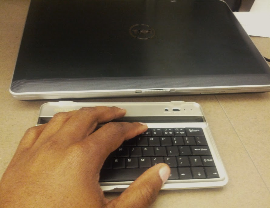 Minisuit Bluetooth Keyboard