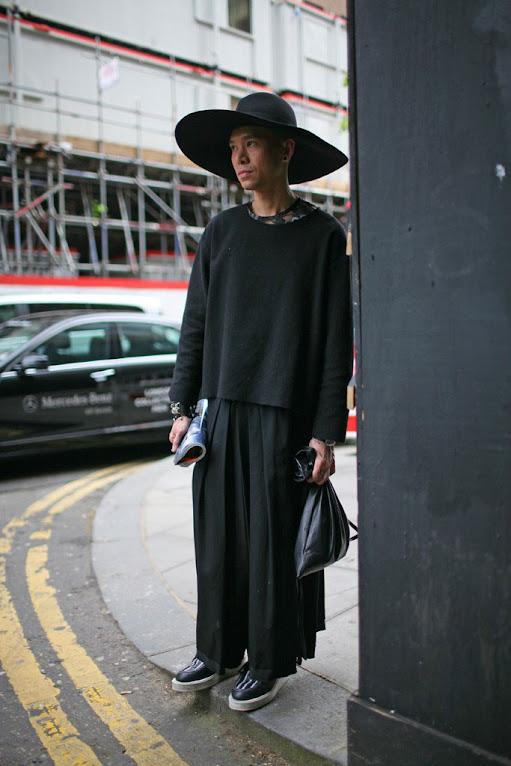 *英國倫敦時裝周場外街拍:攝影師Kuba Dabrowski捕捉街頭英倫紳士! 13
