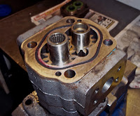 Commercial hydraulic motor repair