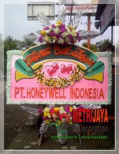 ucapan selamat berbahagia dari PT. Honeywell Indonesia