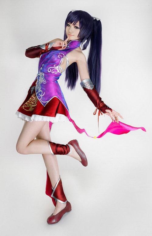 Bộ ảnh cosplay Đấu Phá Thương Khung tuyệt đẹp - Ảnh 10