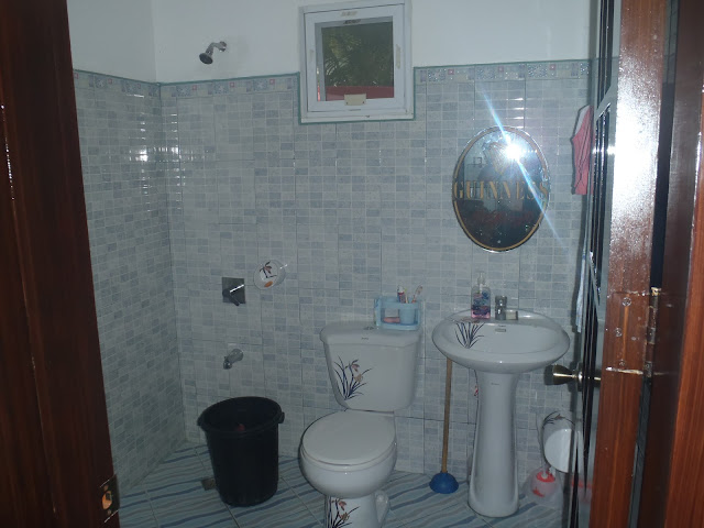 Dipolog house and Lot Ground Floor bathroom