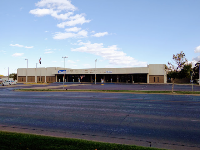 Rapid City, SD post office