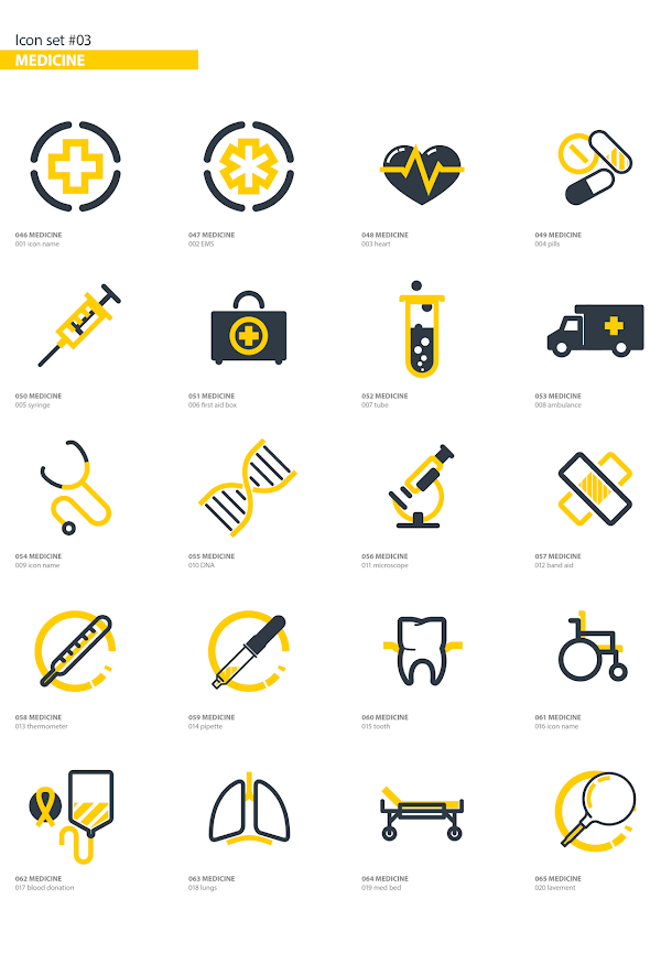 Animated Icons Pack - 3