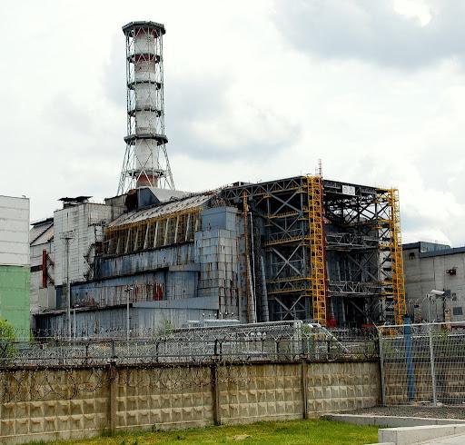 Тур в Чернобыль, InGreen