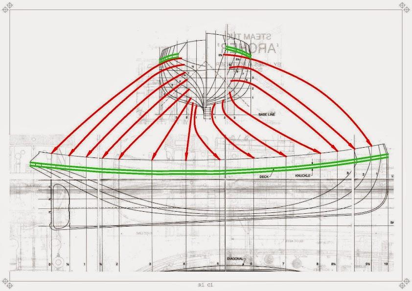 Modellismo navale piani di costruzione download for Come disegnare piani di costruzione