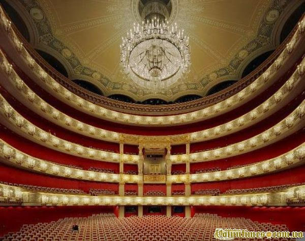 Баварська державна опера, Мюнхен, Німеччина