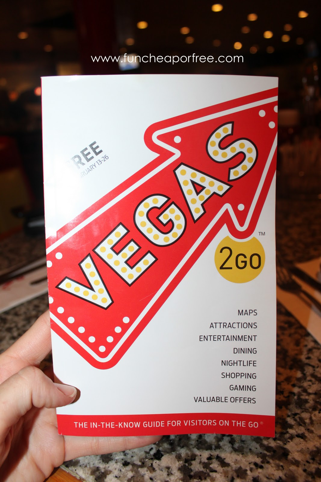 How to save money in las vegas using coupons