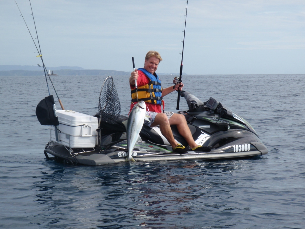 Jet ski fishing blog march 2011 for Best jet ski for fishing