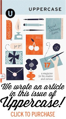 uppercase magazine issue 17 iron curtain press article