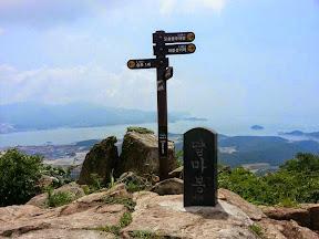 달마산(해남) 미황사 원점회귀 코스