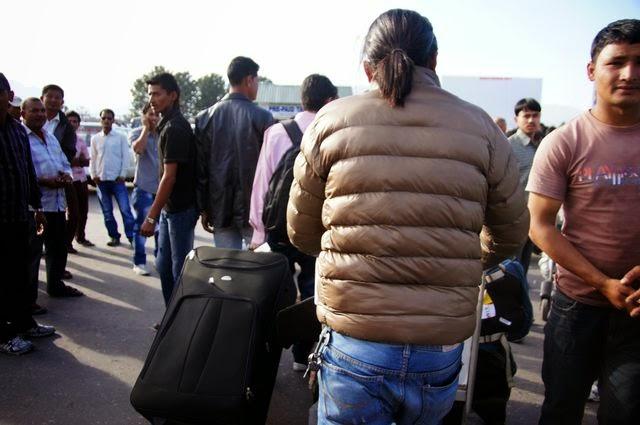達人帶路-環遊世界-尼泊爾接機