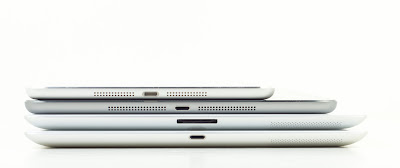 iPad Height Comparison AnandTech