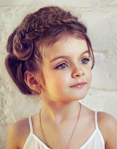 Cool 50 Best Little Girls Hairstyles Ideas In 2017 Fashionwtf Hairstyle Inspiration Daily Dogsangcom