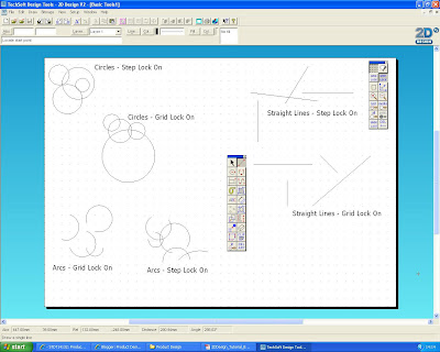 Product design module task 3 cad thursday 13th january 2011 for 2d blueprint software
