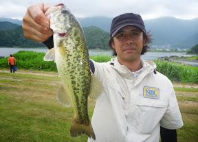 25位:稲垣誠司選手(1本 300g)