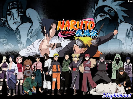 24hphim.net naruto shippuuden Naruto Phần 2
