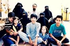 gambar ustaz azhar and family