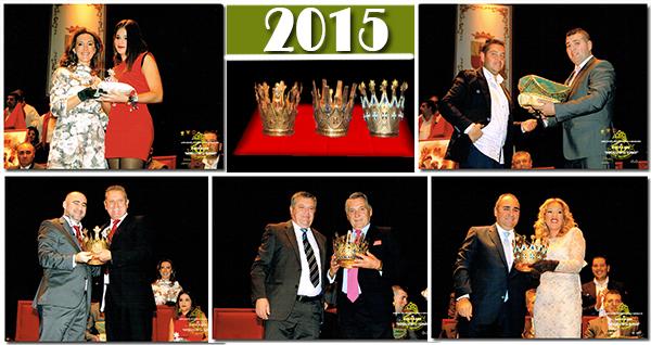 Intercambio de Coronas 2015