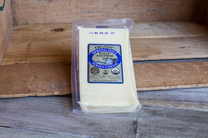 Photo of the share - Organic White Cheddar