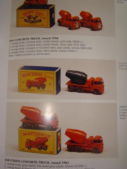 Libro Matchbox Regular Wheels DSC05636