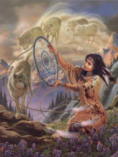 Risultati immagini per nativi americani sogno