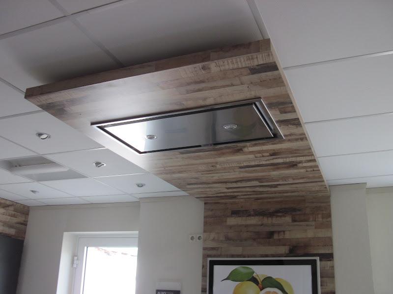 alno ag einbauküche alnostar dur grifflosküche oberfläche ... - Deckenlüfter Küche Umluft