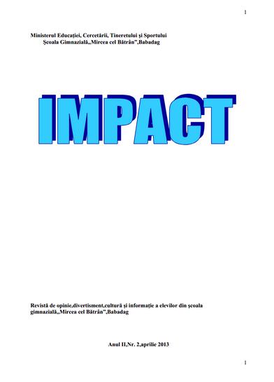 ed3_gimnaziu_impact_Scoala_Mircea cel Batran_Babadag_TULCEA