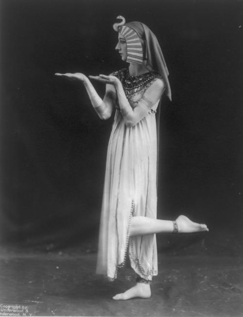 vintage danse lubowska