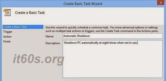 Cách lên lịch tự động tắt máy tính định sẵn trên Windows 2
