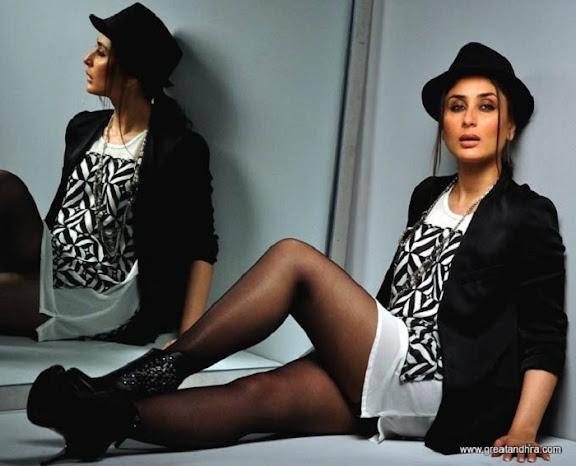 Actress Kareena kapoor Thighs Exposing Stills